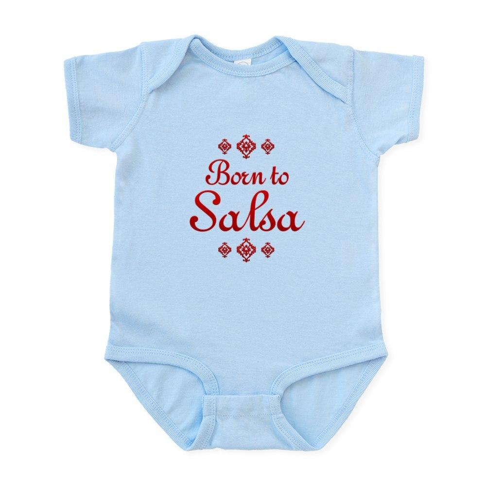 CafePress-Salsa-Infant-Bodysuit-Cute-Infant-Bodysuit-Baby-Romper-462668084 thumbnail 8
