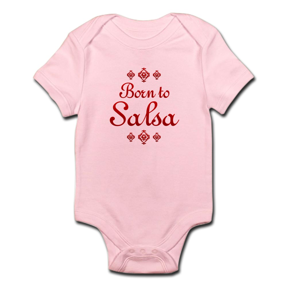 CafePress-Salsa-Infant-Bodysuit-Cute-Infant-Bodysuit-Baby-Romper-462668084 thumbnail 16