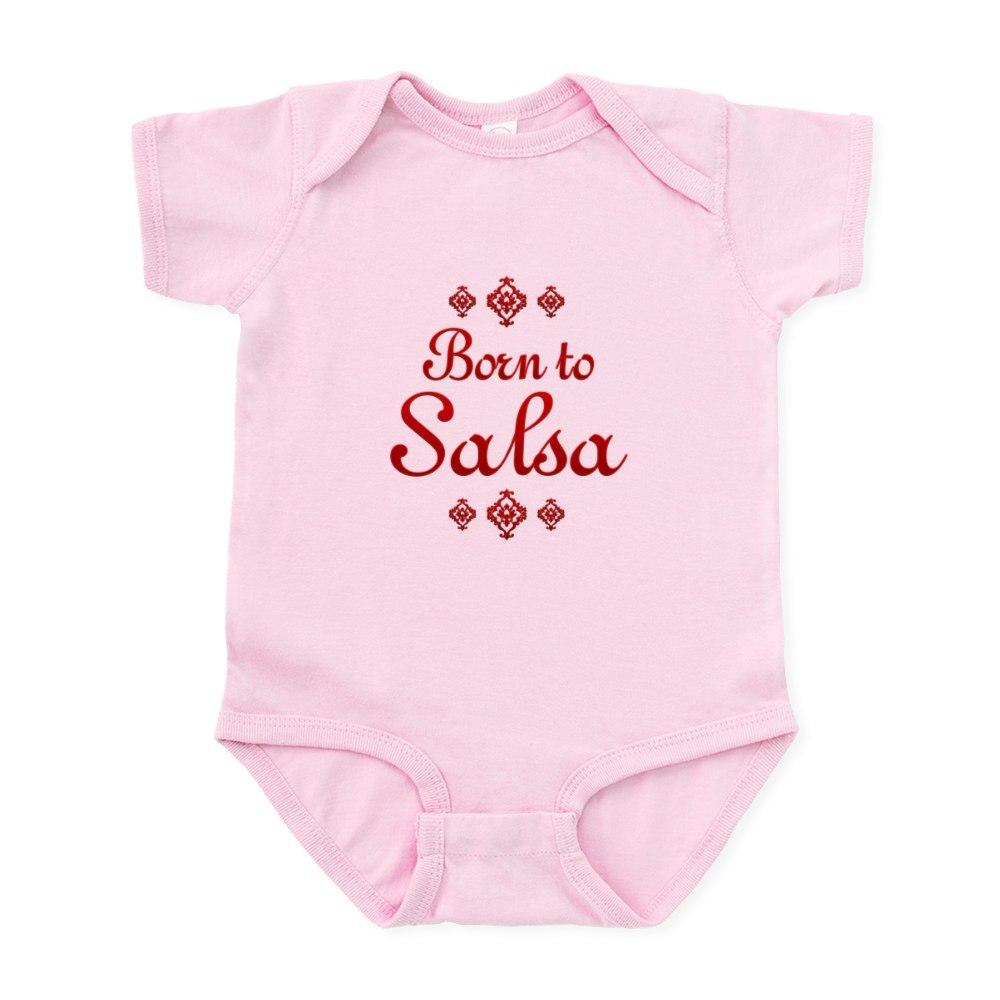 CafePress-Salsa-Infant-Bodysuit-Cute-Infant-Bodysuit-Baby-Romper-462668084 thumbnail 13