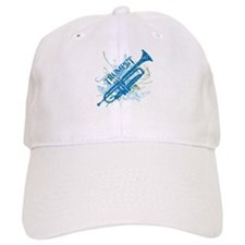 Cool Grunge Trumpet Cap