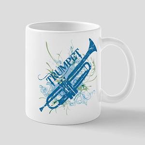 Cool Grunge Trumpet Mug