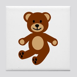 Teddy bear Tile Coaster