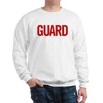 Guard (red) Sweatshirt