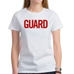 Guard (red) Women's T-Shirt