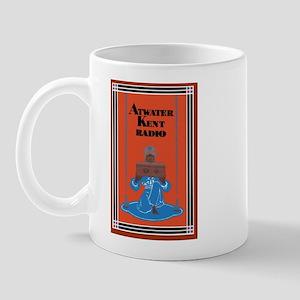 Atwater Kent Radio Mug
