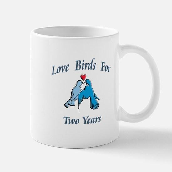 Funny 2nd anniversary Mug