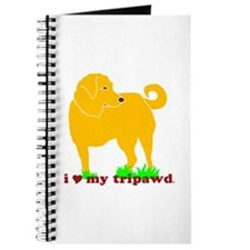 Golden Tripawd Love Journal