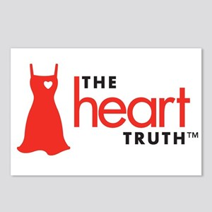 Heart Health for Women Postcards (Package of 8)
