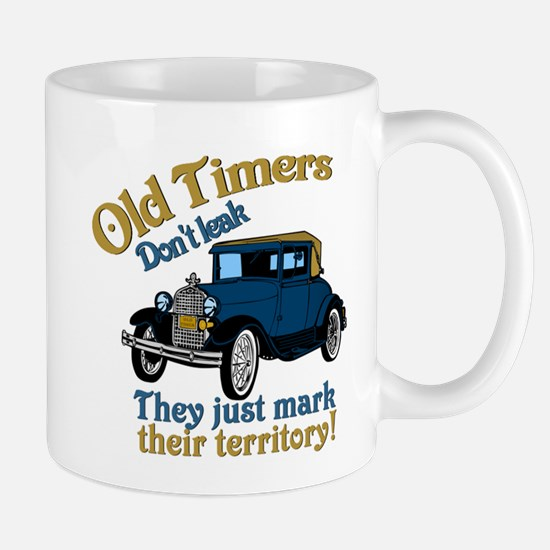 Old Timers Mug