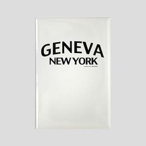 Geneva Rectangle Magnet