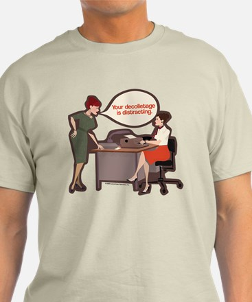 Joan Holloway Decolletage T-Shirt