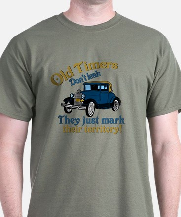 Old Timers T-Shirt