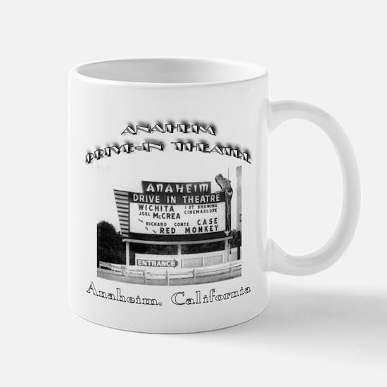 Anaheim Drive-In Theatre Mug