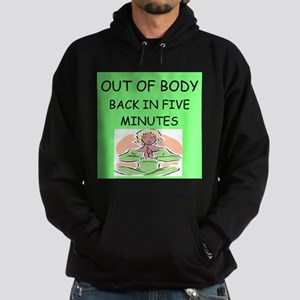 astral projection Hoodie (dark)