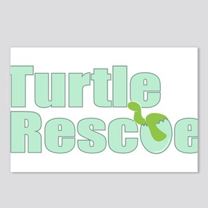 Turtle Rescue Postcards (Package of 8)