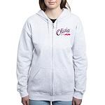 Olivia - Women's Zip Hoodie