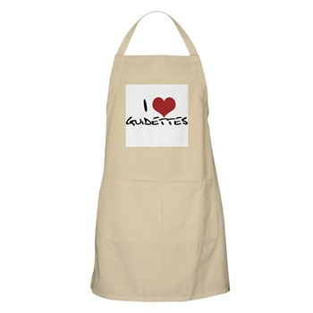 I Heart Guidettes Apron