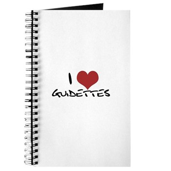 I Heart Guidettes Journal