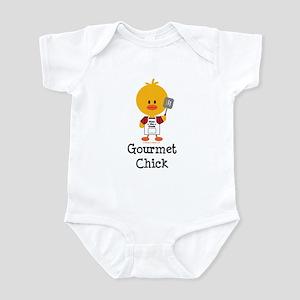 Gourmet Chick Infant Bodysuit