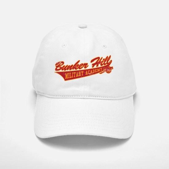 Bunker Hill Military Academy Baseball Baseball Cap