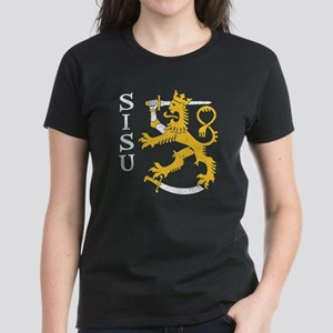 Sisu Women's Dark T-Shirt