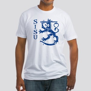 Sisu Fitted T-Shirt