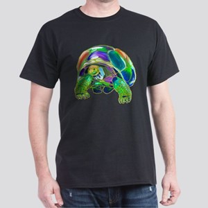 Rainbow Tortoise Dark T-Shirt
