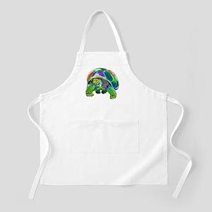 Rainbow Tortoise Apron