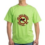 No Bull Saloon 1 Green T-Shirt
