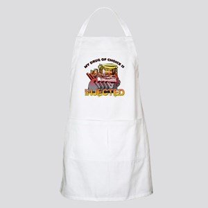 Fuel Injected Motor BBQ Apron