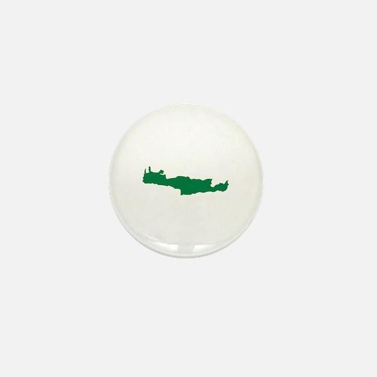 Crete Mini Button