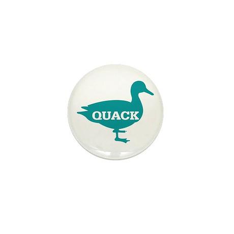Duck: Quack Mini Button (10 pack)