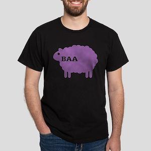 Sheep: Baa Dark T-Shirt