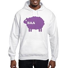 Sheep: Baa Hoodie
