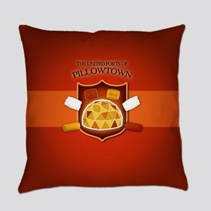 United Forts Of Pillowtown Everyday Pillow