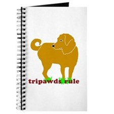 Golden Tripawds Rule Journal