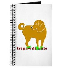 Golden Tripawds Rule Journal