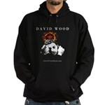 David Wood Sacred Aura Hoodie (dark) Sweatshirt