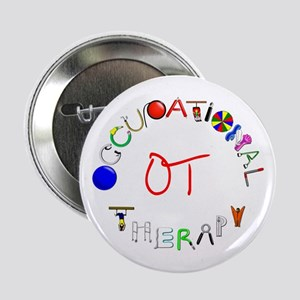 "OT at work 2.25"" Button"
