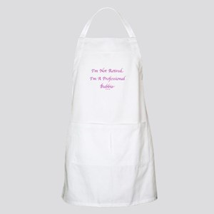 Professional Bubbie Yiddish Apron