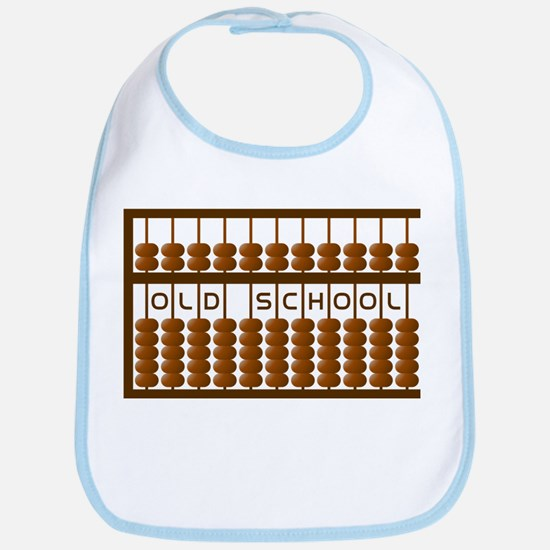 The Mighty Abacus Bib