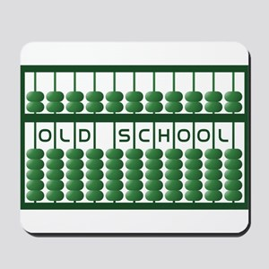 The Mighty Abacus Mousepad