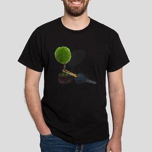 Efficient Transportation Dark T-Shirt