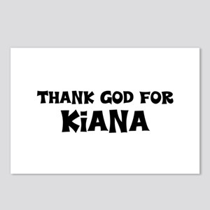 Thank God For Kiana Postcards (Package of 8)