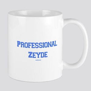 Professional Zeyde Yiddish Mug