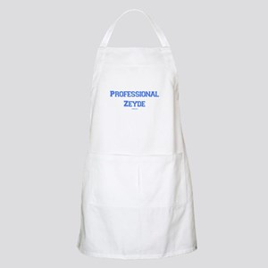 Professional Zeyde Yiddish Apron