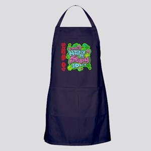 Haight Ashbury Apron (dark)