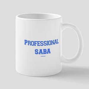 Professional Saba Hebrew Mug
