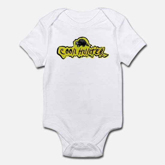 REDNECK COON HUNTER Infant Bodysuit