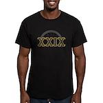 29er Men's Fitted T-Shirt (dark)